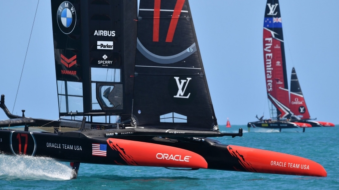 Bermuda (BDA) - 35th America's Cup 2017 - 35th America's Cup Match Presented by Louis Vuitton - © ACEA 2017 / Photo Ricardo Pinto